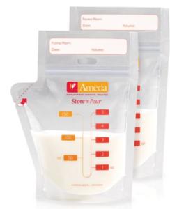 Ameda Breastmilk Storage Bags