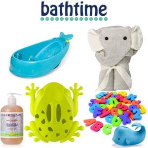 Baby Stuff - Bathtime