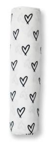 Lulujo Muslin Blanket