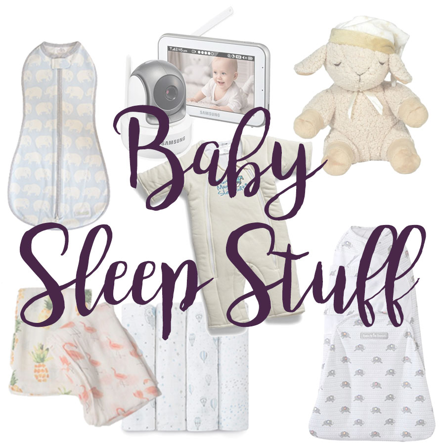 Baby Sleep Stuff