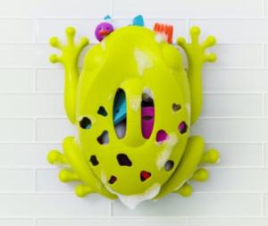 Boon Frog Bath Toy Storage