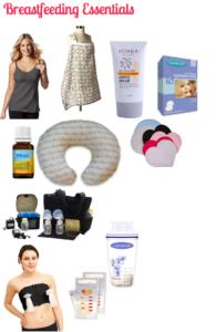 Breastfeeding Essentials - WhiningWithWine