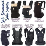 soft-structured baby carriers