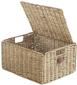 postpartum bathroom basket