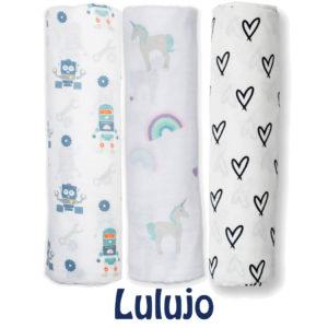 Lulujo blankets