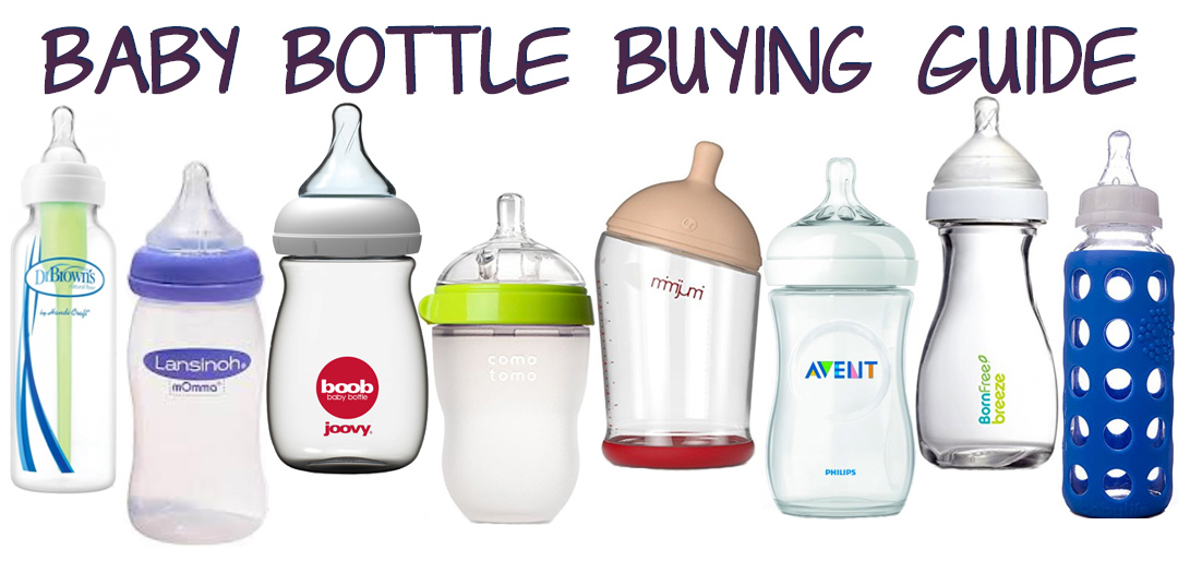 Baby Bottle Buying Guide: Bottle Material, Nipple Shape, Vents/Valves, Nipple Flow ~WhiningWithWine~