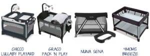 best playards and pack n plays