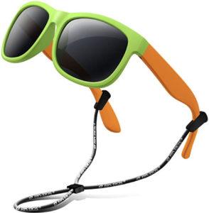 rubber kid sunglasses unbreakable