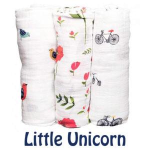 Little Unicorn blankets