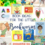 Gift Ideas for the Littlest Bookworms