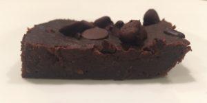 Black Bean Brownies Recipe ~ Healthy Brownies! No flour, No Added Sugar, Vegan Optional, Gluten-Free Optional