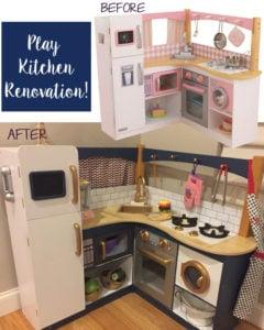 play kitchen renovation