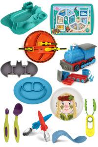 toddler plates and toddler utensils