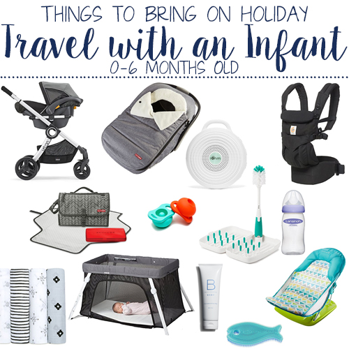Winter Travel with Infant