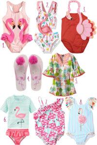 flamingo swimsuits and flamingo swimwear