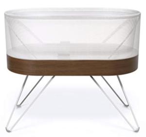 modern newborn bassinet splurge / luxury