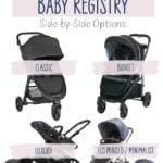 Baby Registry Gear: Classic, Budget, Luxury, Minimalist
