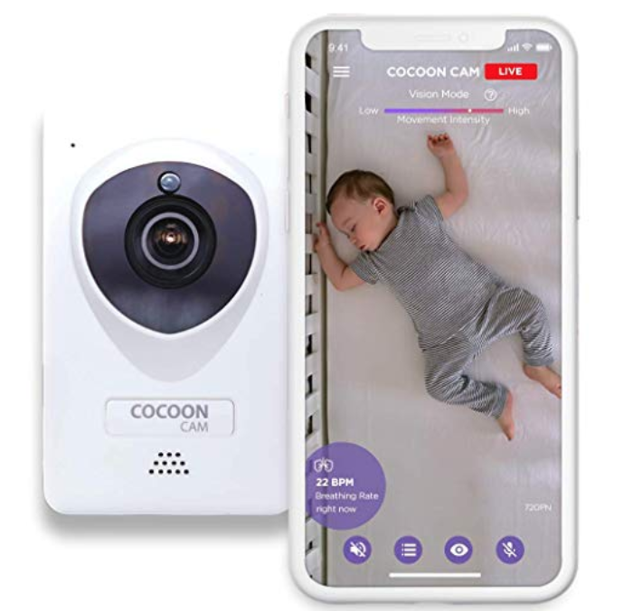 baby video monitor || uses phone